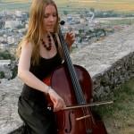 Elizabeth Knudson, cello