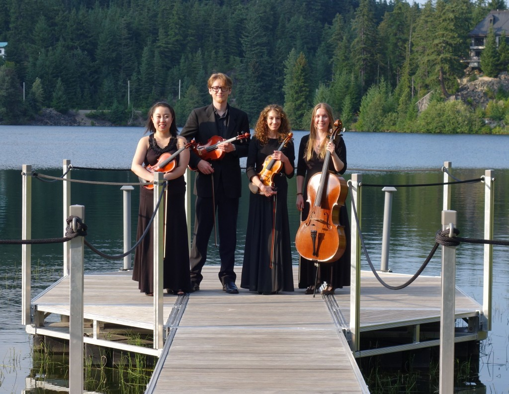 String Quartet Music for Weddings, Receptions, Corporate Functions